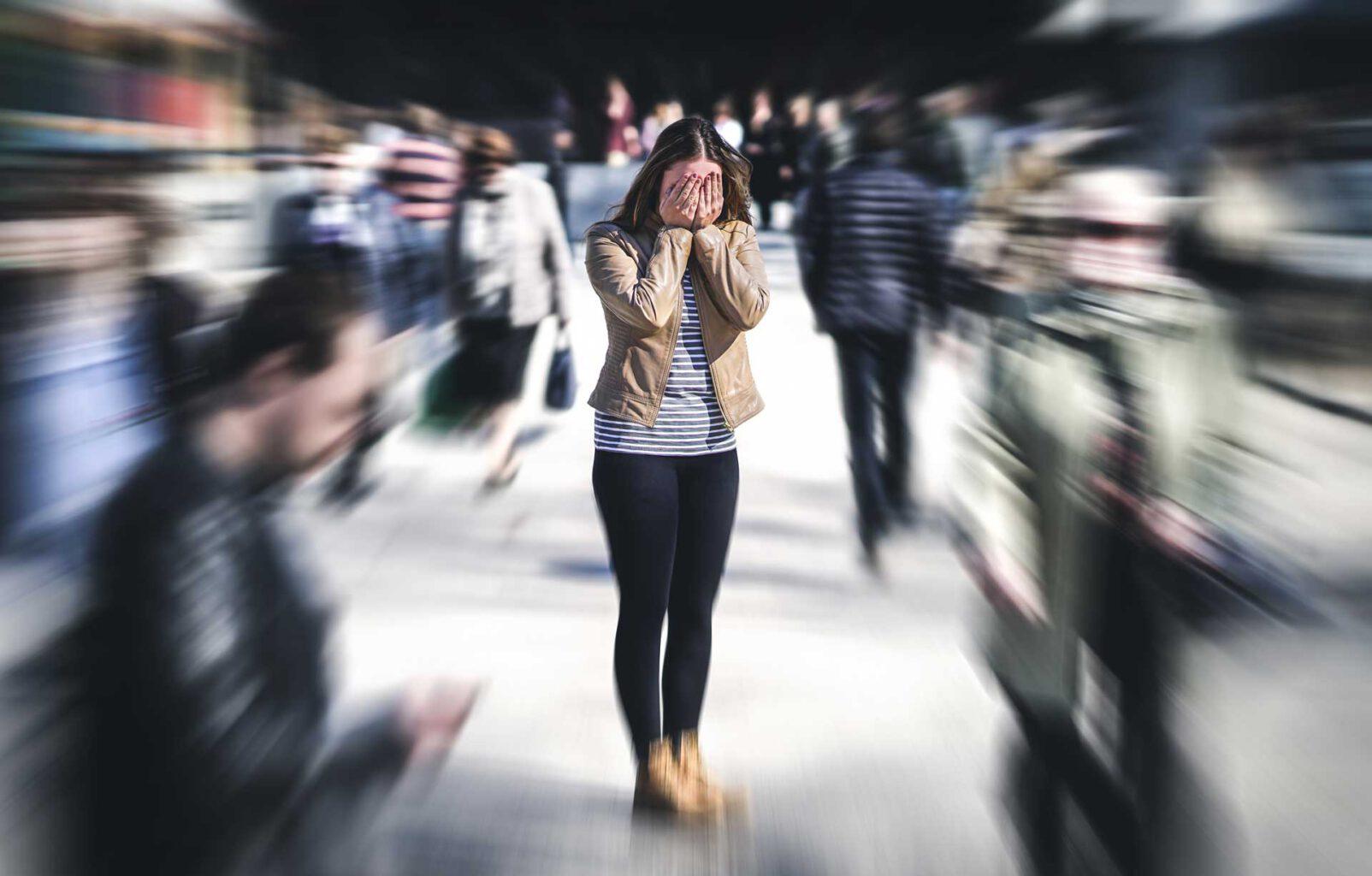 Hypnose hilft bei Ängsten, Panikattacken und Phobien
